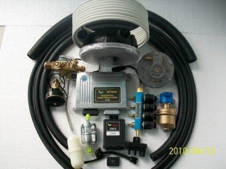 Газовое оборудование Bigas