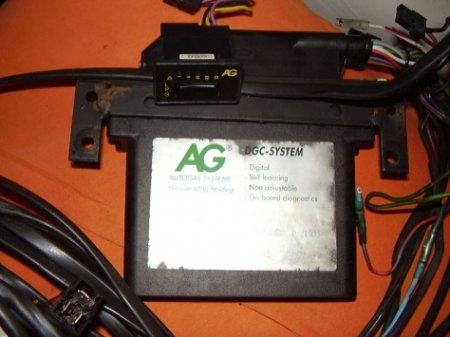 Голландское газовое оборудование AG
