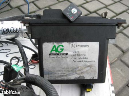 Запчасти к голландскому газовому оборудованию AG SGI