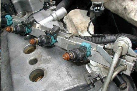 Типичные неисправности инжекторного двигателя на летних автодорогах